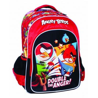 Ovaler Rucksack Angry Birds B0043-6