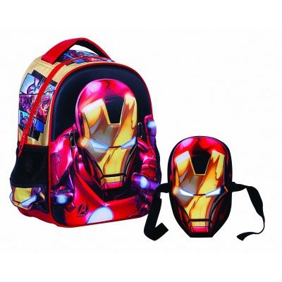 Kleiner Rucksack Avengers Iron Man B0051-6