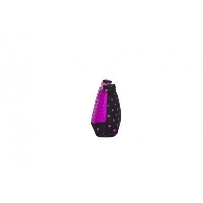 Kreative Pixel Federmappe violett/schwarz PXA-02-L15