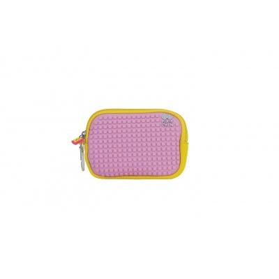 Kreatives Pixel Täschchen PIXIE CREW Kreuzmotiv/ rosa PXA-08-13