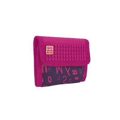 Kreative Pixel Geldbörse PIXIE CREW lila ABC  PXA-10