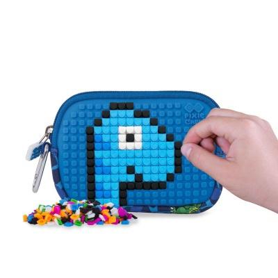 Kreatives Pixel Täschchen PIXIE CREW Dino PXA-08-90