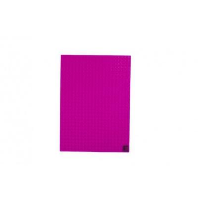 Kreative Pixel Spielplatte violett PXX-01-15