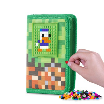 Kreative Pixel Schulfedermappe Adventure PXA-04-83