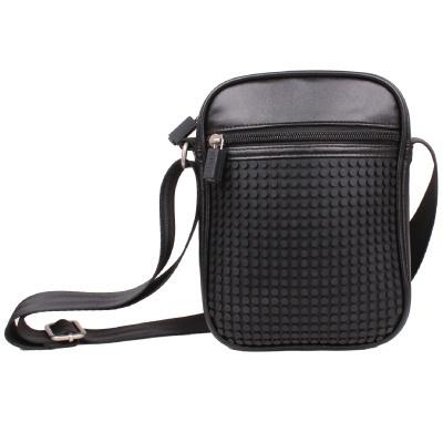Kreative Pixel Umhängetasche Pixelbags A018 in schwarz