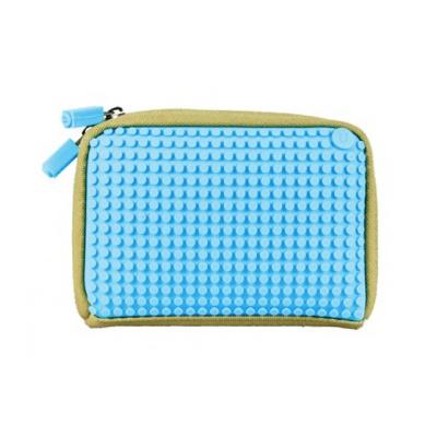 Kreative Pixel Handtasche Pixelbags blau B001