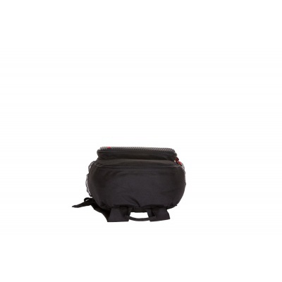 Kreativer Pixel Freizeitrucksack in schwarz PXB-01-L24